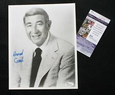 Original Signed HOWARD COSELL Sportscaster 8x10 B&W Autographed Photo JSA