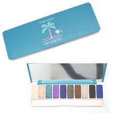 ETUDE HOUSE Long Lasting Play Color 10 Shades Eyeshadow palette for Beach Party