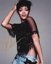 Rihanna In-Person AUTHENTIC Autographed Photo COA SHA #19916