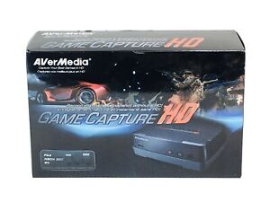 New Avermedia Game Capture HD - For PS3, XBOX360 and Wii 1080i Model C281