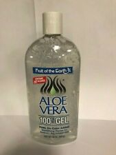 Fruit of the Earth Aloe Vera 100% Gel 24 oz