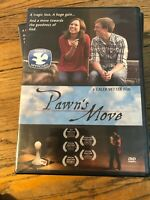 Pawn's Move DVD Christian drama romance movie Caleb Vetter Tyler Roberds NEW