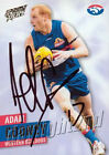 ✺Signed✺ 2013 WESTERN BULLDOGS AFL Card ADAM COONEY