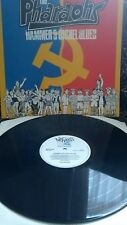 The Pharaohs Hammer & sickle blues / Nervous neo rockabilly / psychobilly vinyl