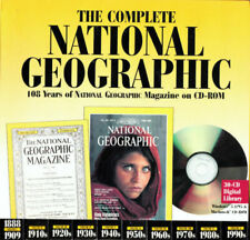 The Complete National Geographic : 109 Years of National Geographic Magazine by