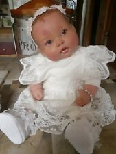 Vintage Reborn Berenguer Baby Doll With Accessories