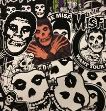 Misfits Sticker Pack