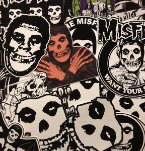 Misfits Sticker Pack