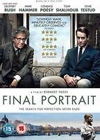 Final Portrait [DVD][Region 2]