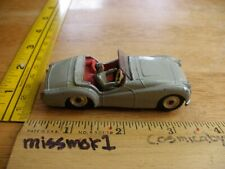 DINKY Triumph TR2 diecast vintage metal car
