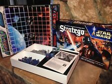 SW Star Wars Stratego Strategy Board Game 2002 Milton Bradley  Luke Vader Jedi