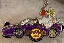 Hard Rock Cafe ATLANTIC CITY 2015 Miss Hard Rock in Car PIN - LE 300!