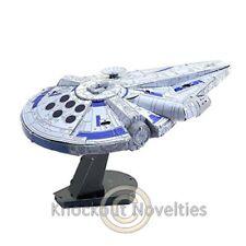 Iconx Metal Earth - Lando Calrissians Millennium Falcon SOLO SW BYO Model Build