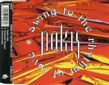 Nakis Maxi CD Swing To The Rythm Of Love - Belgium (EX+/EX+)