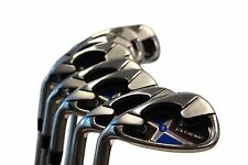LEFT HANDED CUSTOM MADE SENIOR GRAPHITE LH GOLF CLUBS IRONS TAYLOR FIT 4-PW + SW