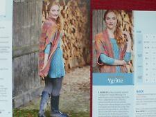 Femme Décontracté Cardigan Knitting Pattern MAGAZINE extrait