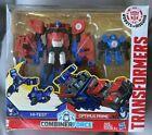 Transformers Combiner Force: HI-Test and Optimus Prime Activator set Figure New
