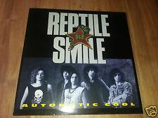 Reptile Smile-Automatic Cool - 1st PRESS Vinyle LP 1990 * Comme neuf - * + promo sheet