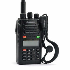 Wouxun KG-UVD1P 5W/4W U/V 136-174/400-480 Walkie-Talkie Ham 2-way Amateur Radio