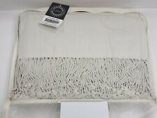50x60 Luxurious Silk and Cashmere Throw Blanket