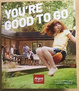 Brand New Argos Catalogue Spring/summer 2020 Final Edition