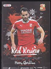 2017/18 SWINDON TOWN V LUTON TOWN 26-12-2017 League 2