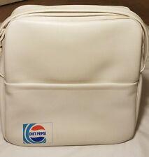 Diet Pepsi Tote Style Cooler Bag Rare Retro Soda Advertising 1970's New