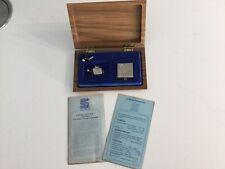 Stanton 681 Triple-E Cartridge Stylus Original Box Classic
