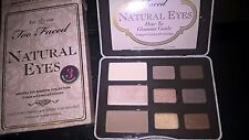 Too Faced Natural Eyes Eyeshadow Palette NEW AND AUTHENTIC!!