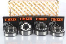 Mercedes W164 W251 GL ML R Front Differential Bearings Kit Timken