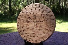 "Hermetic Pendulum Board - Oak - 9"""