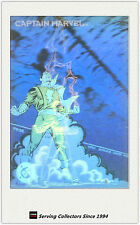 1993 DC Comics Hologram Trading Cards DCH11 Captain Marvel