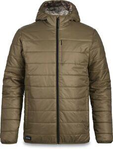 Dakine Men's Pulse III Hoodie Insulated Layering Snowboard Jacket Large Capers