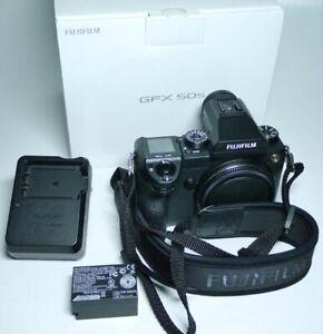Fujifilm Fuji GFX 50s Digitalkamera  An-Verkauf!   ff-shop24