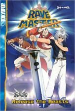 Rave Master: Release the Beasts v. 2, New, Bob Buchholz Book