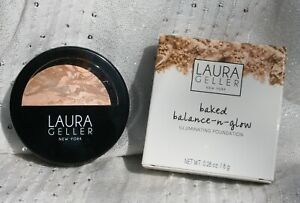 Laura Geller Baked Balance-n-Glow Illuminating Foundation 8g Medium