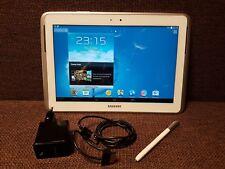 Samsung Galaxy Note 10.1 (GT-N8010) 16GB, WLAN, 25,7 cm (10,1 Zoll), weiß