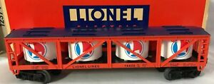 Lionel 6-19420 ~ Lionel Lines Vat Car ~ NEW IN BOX
