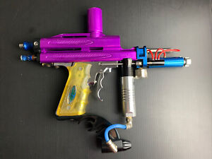 """ShockTech 32 Degrees Paintball Gun- Used Sold """"As Is"""""""