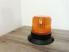 Lampeggiante fissaggio permanente arancione per trattore