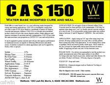 CAS150 - The Best Priced Concrete Sealer - 5 Gallon