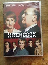 Hitchcock DVD film avec anthony hopkins helen mirren scarlett johansson