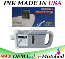 Cartridge fit canon PFI-703 Black bk Ink iPF 810 815 820 825 imagePROGRAF pfi703