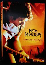PETE MURRAY A Year In The Sun DVD