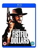 A Fistful Of Dollars - 2013 Clint Eastwood,Marianne Koch, W. Lukschy New Blu-ray