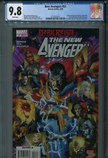 New Avengers 51 CGC 9.8 Dark Reign Ronin Spider-Man Dr. Strange Ghost Rider