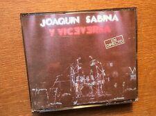 Joaquin Sabina Y Viceversa - En Directo [2 CD Box] LIVE  ARIOLA 1987