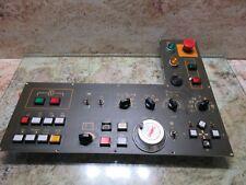 Yang Sml 30 Cnc Lathe Operator Control Panel Sml 0p 000 Lgf 560 100 9807 0807
