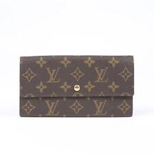 Louis Vuitton Monogram Flap Wallet