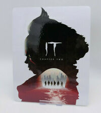 IT Chapter Two - Glossy Fridge or Bluray Steelbook Magnet Cover (NOT LENTICULAR)